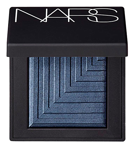 NARS blue eyeshadow